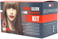 Комплект кератина для випрямлення волосся Tecni-Sleek KayPro