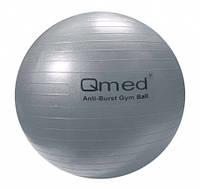 Гимнастический мяч ABS GYM BALL 85 см цвет Серебристый Qmed КМ-17