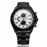 Часы мужские Сurren Granit  black-white, фото 2