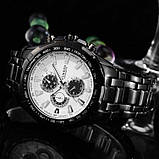 Часы мужские Сurren Granit  black-white, фото 4