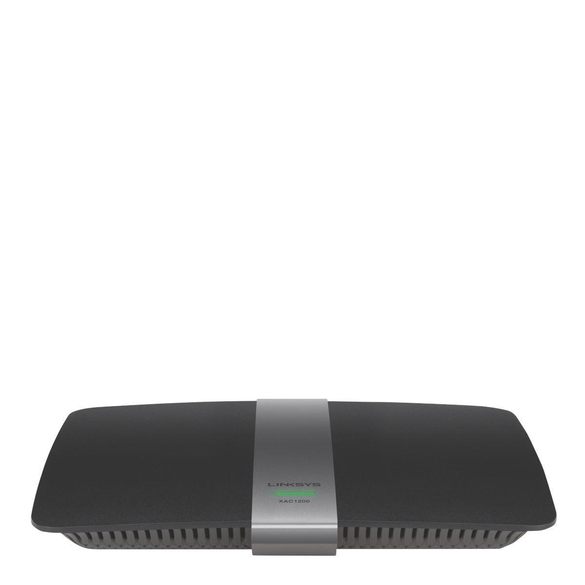 ADSL-Роутер LINKSYS XAC1200, Wi-Fi AC1200, ADSL2+, FE