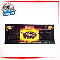 Шоколад черный Dolciando Италия 500г