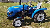 Трактор Булат 250 с доставкой (24 л.с.; 3 цилиндра), фото 1