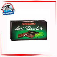 Шоколад черный с мятной начинкой 200г