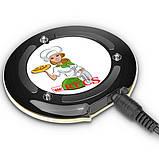 Комплект гостевых пейджеров для ресторанов с самообслуживанием RECS Coaster Pager R-90, фото 5