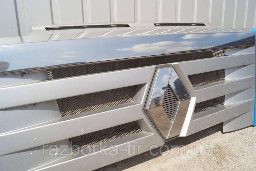 Решотка радиатора Renault Magnum