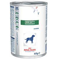 Royal Canin Obesity Management (Роял Канін Обесити Менеджмент) консерви для собак 410 г