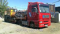 Международные перевозки негабаритных грузов Румыния - Украина. Аренда трала. Негабарит