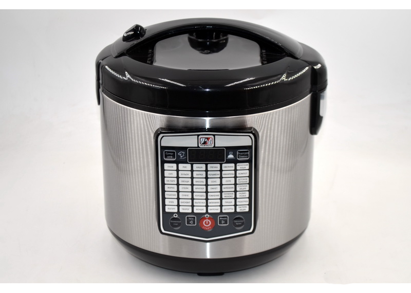 Мультиварка на 45 программ Promotec PM-525 + фритюр. Гарантия 12мес