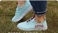 Кроссовки женские сетка Eme