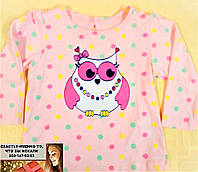 6849e250 Детская футболка Реглан Джемпер Водолазка Глория Джинс от 6 мес. до 1 года