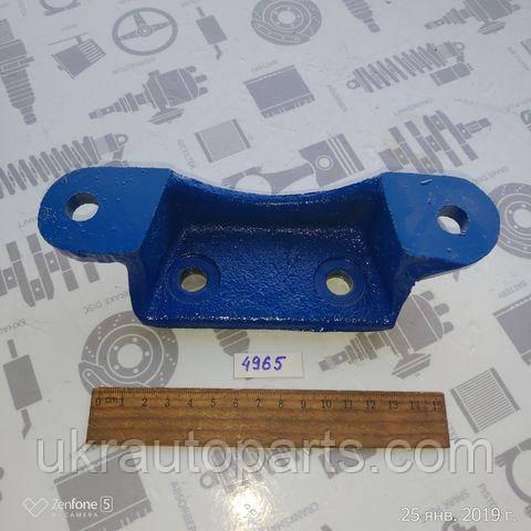 Кронштейн двигателя ЗИЛ 130 4331 передней опоры (с бензиновым двигателем) (GO) (130-1001015-В (GO))