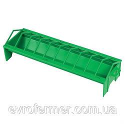 Годівниця лоткова для домашньої птиці River Systems 50х16 см