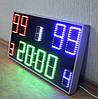 Универсальное спортивное светодиодное табло, сверхяркое, фото 2