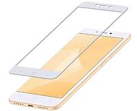 Защитное белое стекло 2.5D Full Glue Xiaomi Redmi 4X