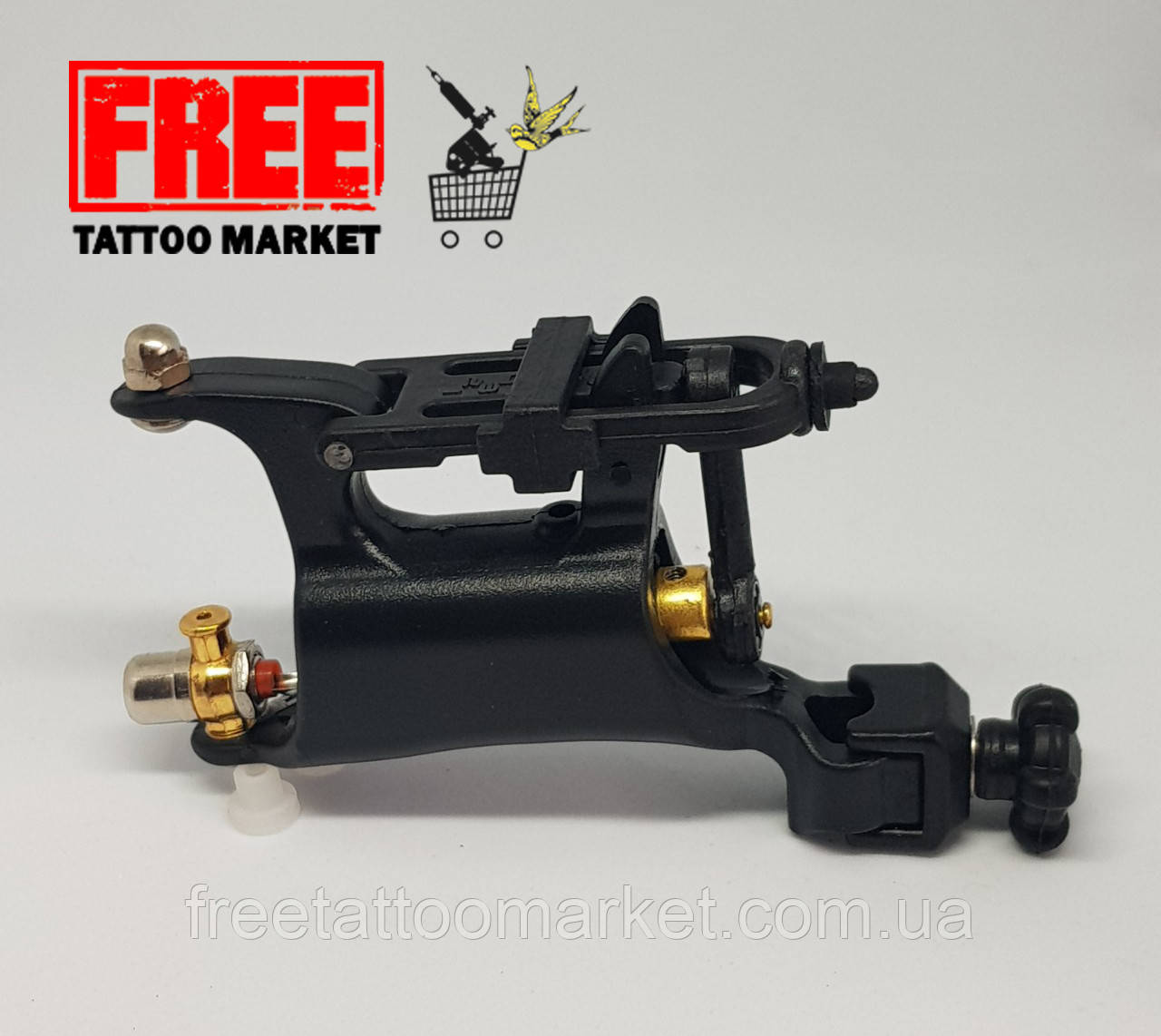Роторная тату машинка Whip rotary machine (черный)