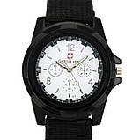 Часы мужские наручные Gemius Army black-white, фото 3
