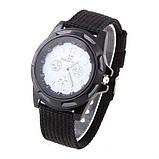 Часы мужские наручные Gemius Army black-white, фото 5