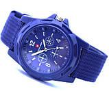 Чоловічі годинники Swiss Army blue, фото 3