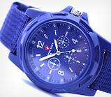Чоловічі годинники Swiss Army blue, фото 4