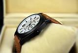 Годинники чоловічі Curren black white, фото 4