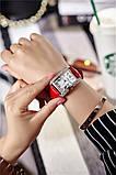Часы женские наручные  Angel red, фото 4