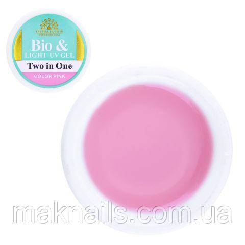 Гель био Global Fashion 15 gr color pink