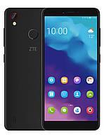 "Смартфон ZTE Blade A4 Black 4/64Gb, 12/5Мп, 5.45"" IPS, 3200mAh, 2SIM, 4G, Snapdragon 435, 8 ядер, фото 1"