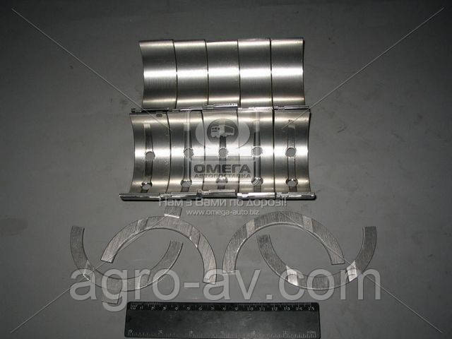 Вкладыши коренные Д 240 Р4 (А23.01-81-240сбАС) АО10-С2 (пр-во ЗПС, г.Тамбов)