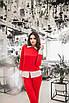 Женский костюм Красный , фото 3