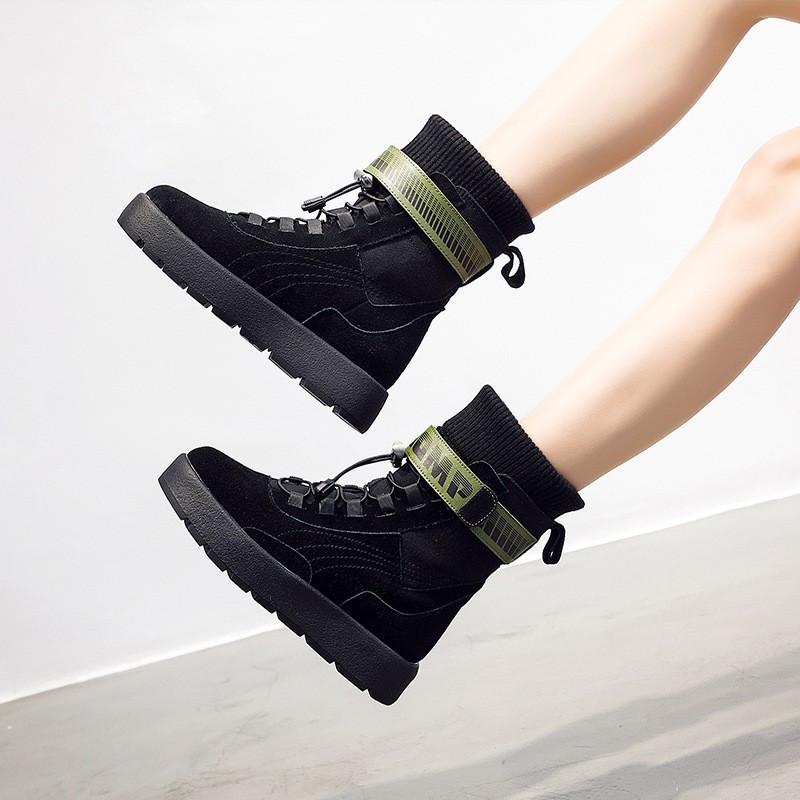 Ботинки замшевые Puma x Fenty By Rihanna Scuba  размер 39 черные 08158