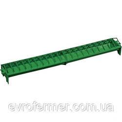Годівниця лоткова для домашньої птиці River Systems 100х16 см
