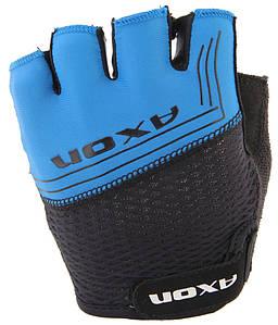 Велорукавиці Axon 350 L Blue