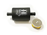 Комплект Фильтр тонкой очистки (паровой фазы) FILGAZ 12х12 пластик + фильтр в редуктор Tomasetto