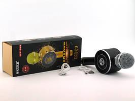 Бездротовий мікрофон Wster WS-668 чорний