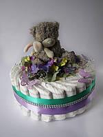 Торт из памперсов, фото 1
