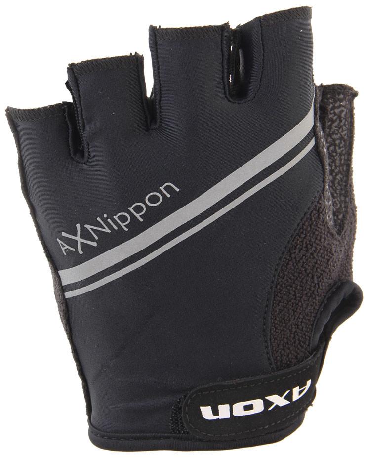 Велорукавиці Axon 395 L Black