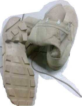 Ботинки нато пустыня, фото 2