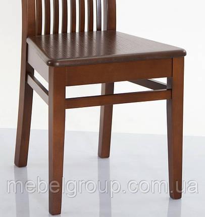 Стул с твердым сиденьем Парма-Т орех, фото 2