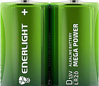 Батарейка ENERLIGHT MEGA Power D/LR20 (S2)