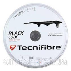 Струны для Тенниса Tecnifibre Black Code 200m