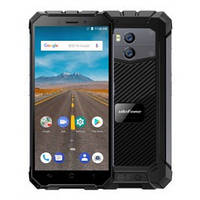 "Смартфон Ulefone Armor X Black 2/16Gb, 13+5/8Мп, 5.5"" IPS, 5500mAh, 2SIM, IP68, 4G, NFC, 4 ядра, фото 1"