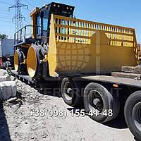 Международные перевозки негабаритных грузов Германия - Украина. Аренда трала. Негабарит