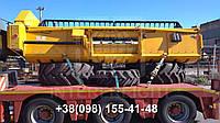 Международные перевозки негабаритных грузов Италия - Украина. Аренда трала. Негабарит