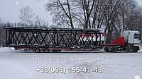 Международные перевозки негабаритных грузов Турция - Украина. Аренда трала. Негабарит