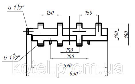 Схема коллектора СК 292.150