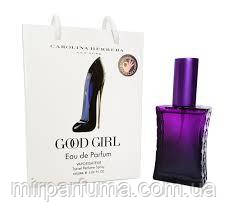 Мини парфюм в подарочной упаковке CAROLINA HERRERA GOOD GIRL  50 ML