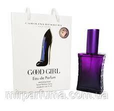 Мини парфюм в подарочной упаковке CAROLINA HERRERA GOOD GIRL  50 ML, фото 2