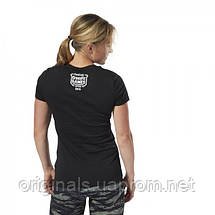 Женская футболка Reebok CrossFit Open Tested DY0488  , фото 3