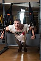 Петли Береша атлетические подвесные B3, с ручками для тяги и отжиманий